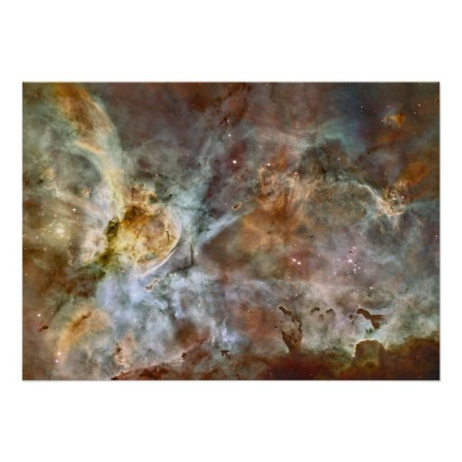 Nebula stars galaxy hipster geek cool nature space poster