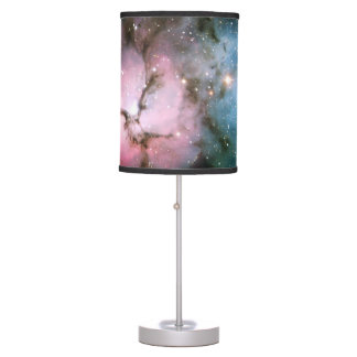Nebula stars galaxy hipster geek cool nature space table lamp