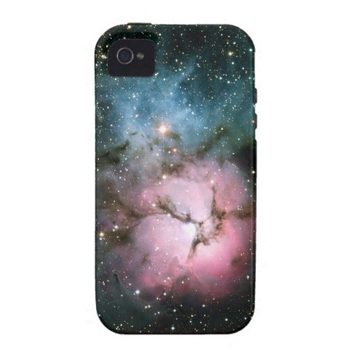 Nebula stars galaxy hipster geek cool science Case-Mate iPhone 4 case
