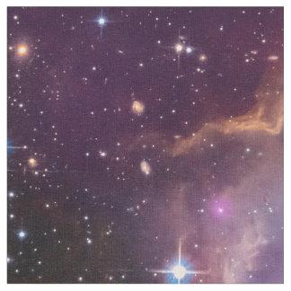 Purple fabric zazzle for Nebula fabric uk