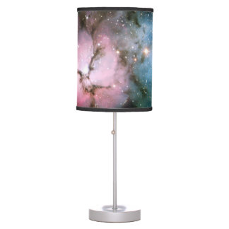 Nebula stars galaxy hipster geek cool space scienc desk lamp
