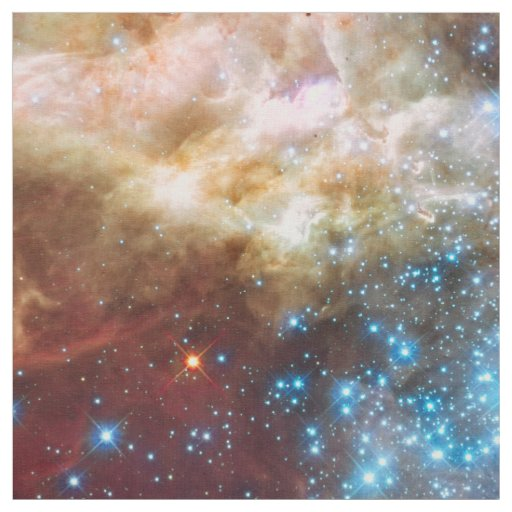 Nebula stars galaxy hipster geek cool space scienc fabric for Nebula fabric by the yard
