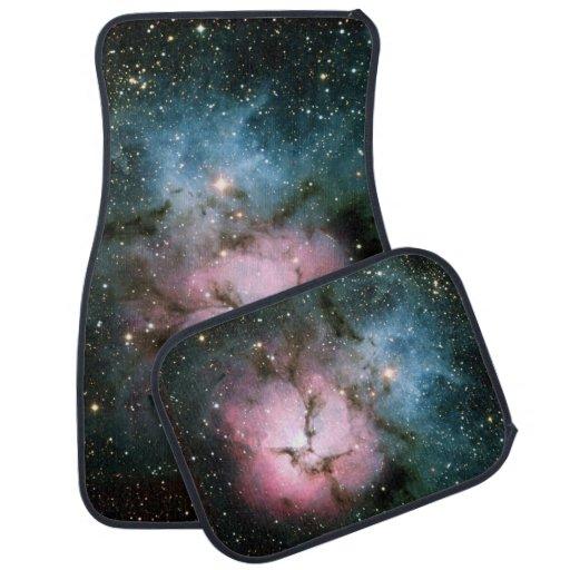 Nebula Stars Galaxy Hipster Geek Cool Space Scienc Floor