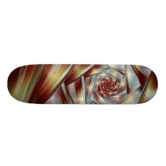 Nebula sunset skateboards