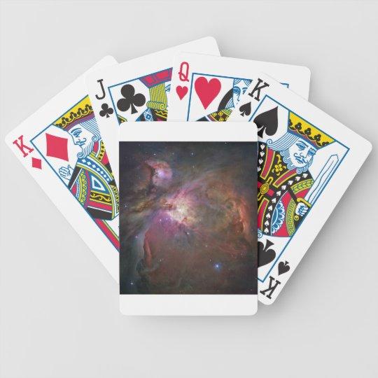 NEBULAE BICYCLE PLAYING CARDS