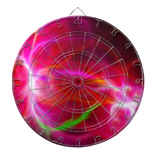 NebulaNine Dartboard With Darts