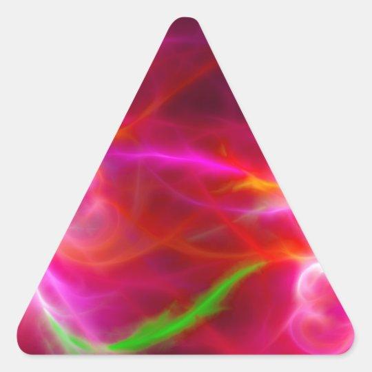 NebulaNine Triangle Sticker