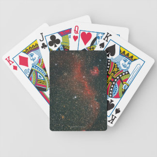 Nebulas 2 bicycle card deck