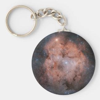 Nebulosa 1396 de IC1396_demartin_fIC Llavero Redondo Tipo Pin