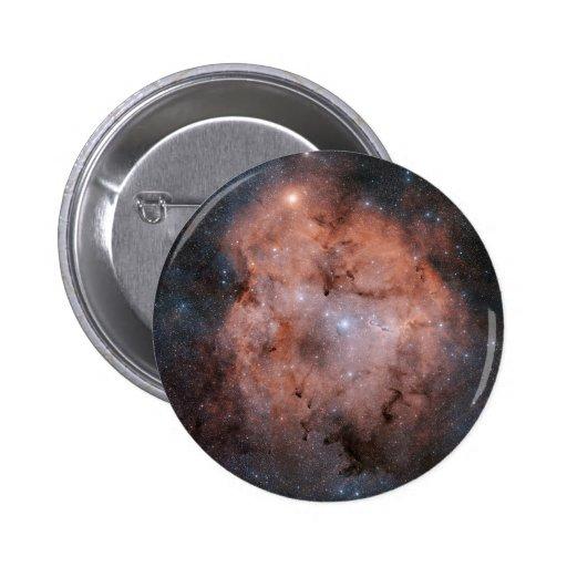 Nebulosa 1396 de IC1396_demartin_fIC Pin Redondo 5 Cm