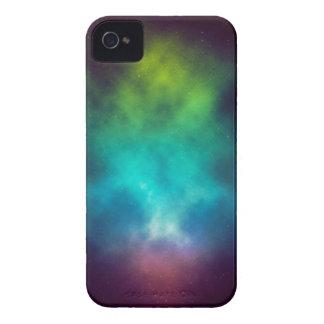 Nebulosa 1 de la galaxia iPhone 4 funda