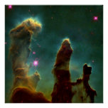 Nebulosa 24x24 (16x16) de Eagle Poster