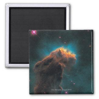 Nebulosa 2 de Eagle Imán Cuadrado