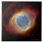 Nebulosa 2 de la hélice azulejo cuadrado grande