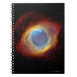 Nebulosa 2 de la hélice cuaderno