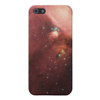 Nebulosa 2 de Ophiuchi de rho iPhone 5 Funda
