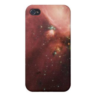 Nebulosa 2 de Ophiuchi de rho iPhone 4 Cárcasas