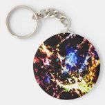 Nebulosa ardiente llaveros
