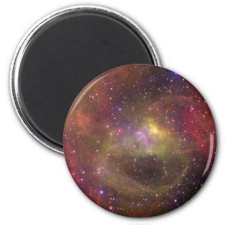 Nebulosa Bat99-2 de la emisión Imanes De Nevera