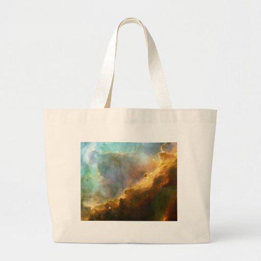 Nebulosa Bolsa Lienzo
