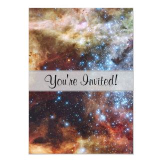 Nebulosa brillante 30 Doradus del arco iris