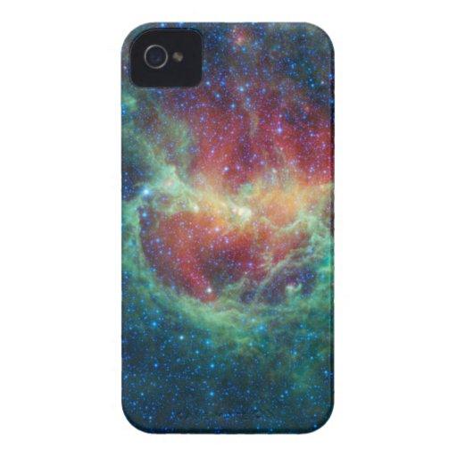 Nebulosa Centauri de la lambda iPhone 4 Protectores