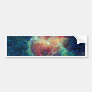 Nebulosa Centauri de la lambda Pegatina Para Auto