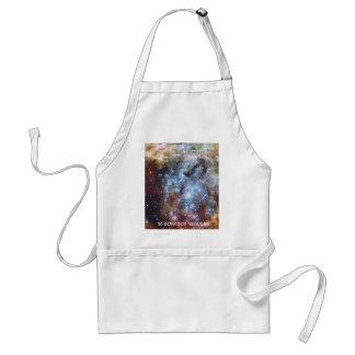 Nebulosa de 30 Doradus Delantal