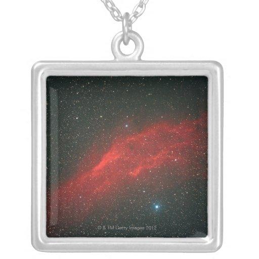 Nebulosa de California Colgante Cuadrado