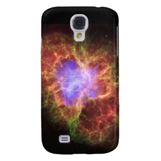 Nebulosa de cangrejo 2 funda para galaxy s4