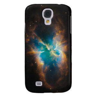 Nebulosa de cangrejo 3 carcasa para galaxy s4