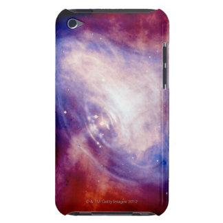 Nebulosa de cangrejo 3 carcasa para iPod