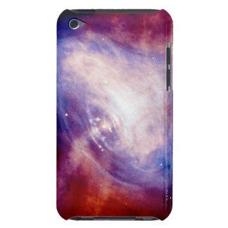 Nebulosa de cangrejo 3 cubierta para iPod de barely there