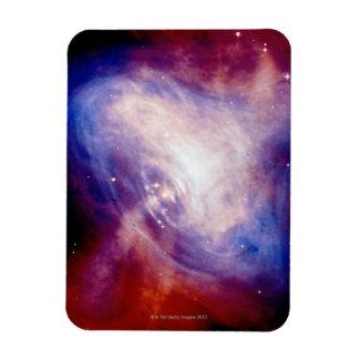 Nebulosa de cangrejo 3 iman flexible