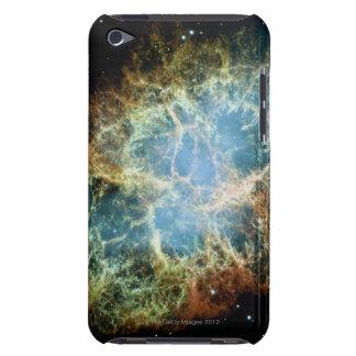 Nebulosa de cangrejo 4 barely there iPod protector