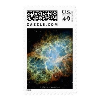 Nebulosa de cangrejo 4 sellos