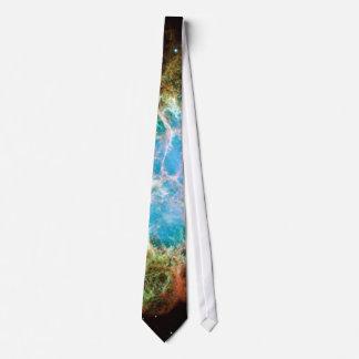 Nebulosa de cangrejo corbatas