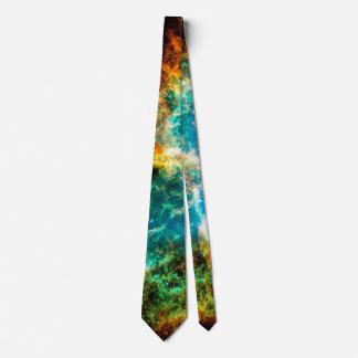 Nebulosa de cangrejo corbatas personalizadas