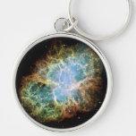 Nebulosa de cangrejo de NASAs Llavero
