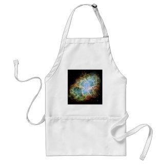 Nebulosa de cangrejo delantal