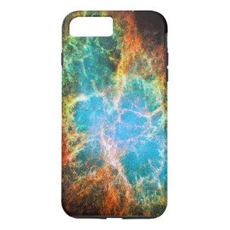Nebulosa de cangrejo funda iPhone 7 plus