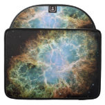 Nebulosa de cangrejo fundas macbook pro
