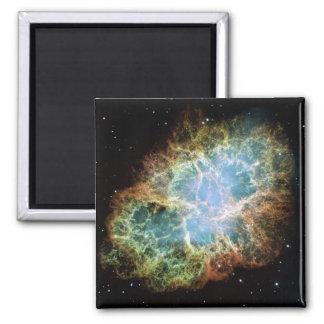 Nebulosa de cangrejo iman de nevera