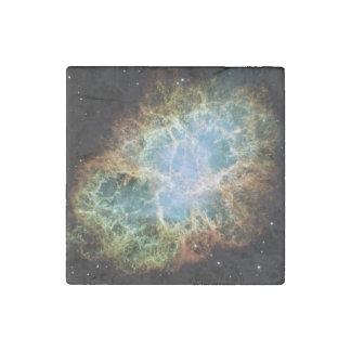 Nebulosa de cangrejo imán de piedra