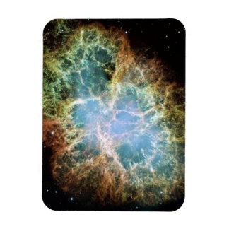 Nebulosa de cangrejo imanes