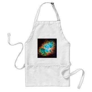 Nebulosa de cangrejo inminente delantal