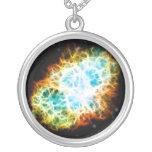Nebulosa de cangrejo joyerias personalizadas