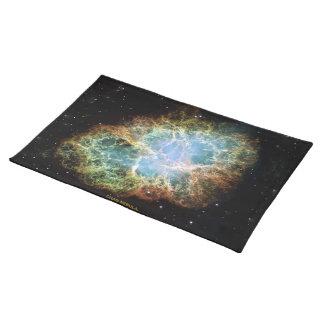 Nebulosa de cangrejo mantel