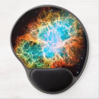 Nebulosa de cangrejo Mousepad Alfombrilla Con Gel