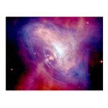 Nebulosa de cangrejo postal